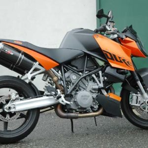 KTM 990 Super Duke exhaust Mufflers