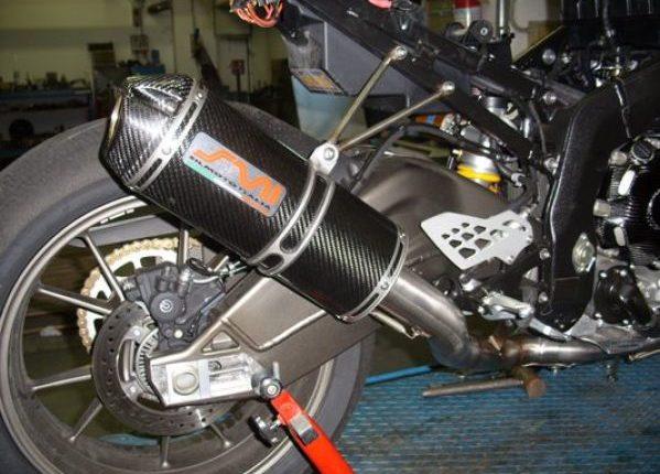 BMW R1200GS Sports Exhaust Muffler | Torque Power Motorcycles
