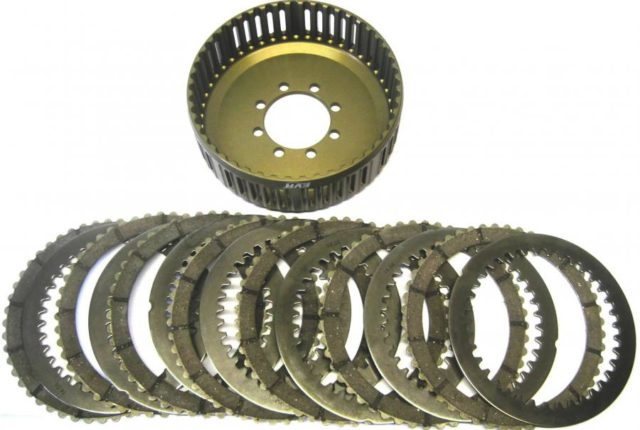Ducati EVR 48 Tooth Organic Clutch Kit