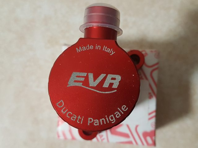 Ducati Panigale EVR clutch slave cylinder