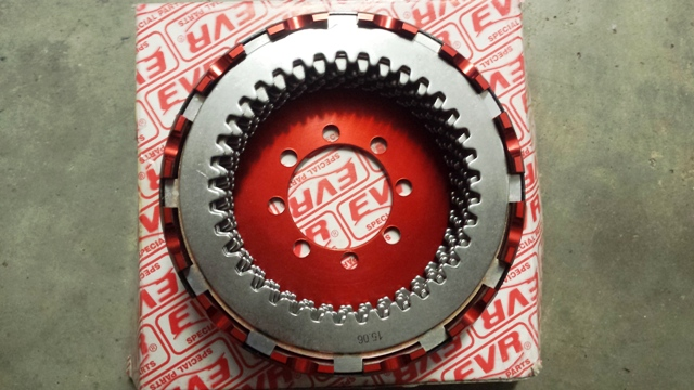 Ducati clutch kit EVR original replacement