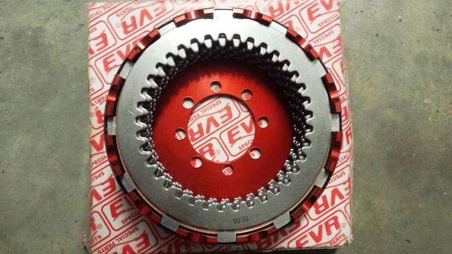 Ducati clutch kit EVR original replacement