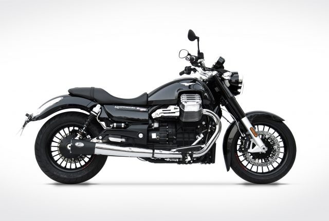 Moto Guzzi 1400 California Zard Exhaust