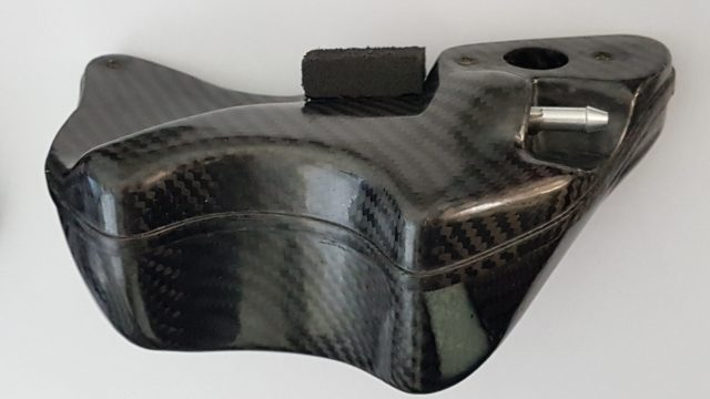 Ducati 916 996 998 EVR Carbon Water Tank