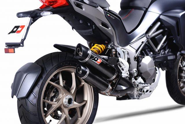 Ducati Multistrada 1260 Exhaust Muffler