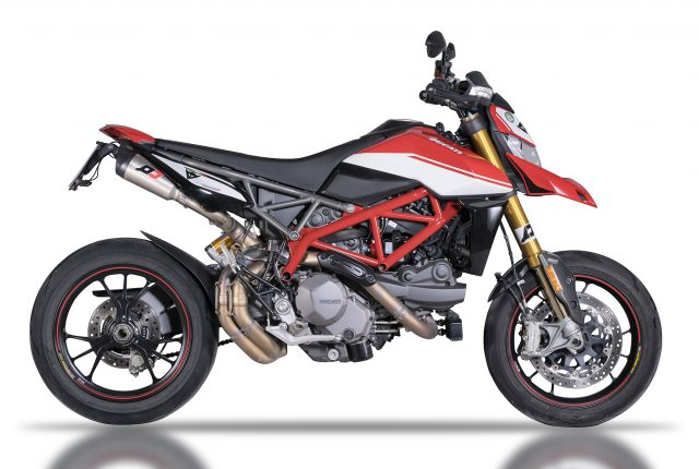 Ducati Hypermotard 950 slip on Muffler Exhaust